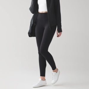 Lululemon Wunder Under Hi-Rise Tight Luon 28""